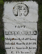 Cemetery 24 Ryder Henry