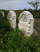 Cemetery 24 Ward Isaiah