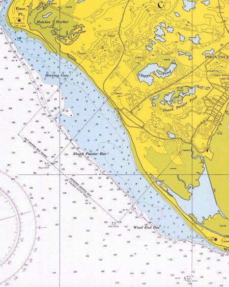 2020 CCNS-HC Measured Mile 1968 Coast & Geodetic Survey