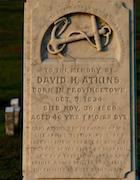 Cemetery 25 Atkins