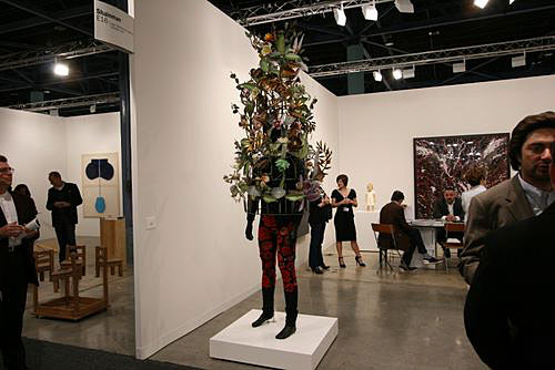 Nick Cave, Art Basel Miami, Sound Sculpture