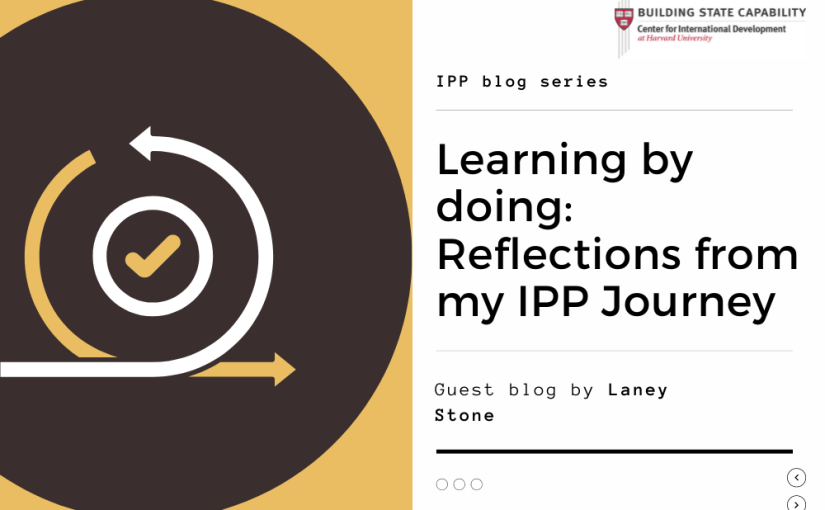 Dissecting challenges, mapping entry points & building teams: My IPP learnings