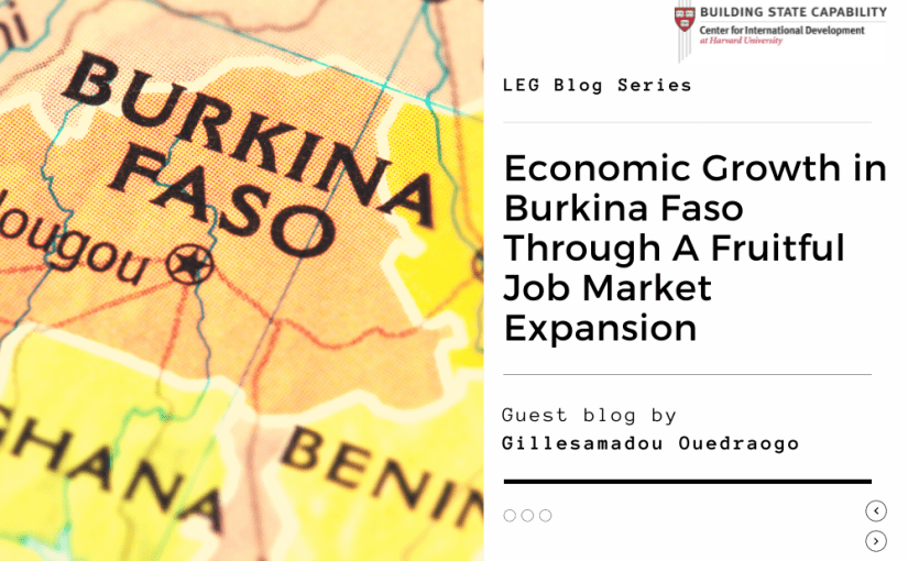 Building the foundation for economic growth in Burkina Faso