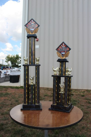 Wing Off 2019 Trophies
