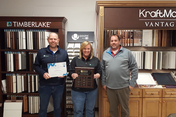 Sandy Kinsey January 2020 Employee of the Month