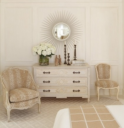 Spicing Up Neutral Colors in Your Home  (1/6)