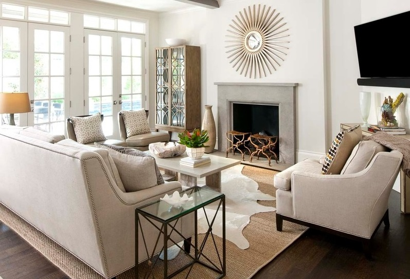 Spicing Up Neutral Colors in Your Home  (5/6)