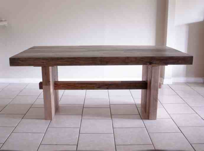Knockoff West Elm Emmerson Dining Table Build It Craft It Love It
