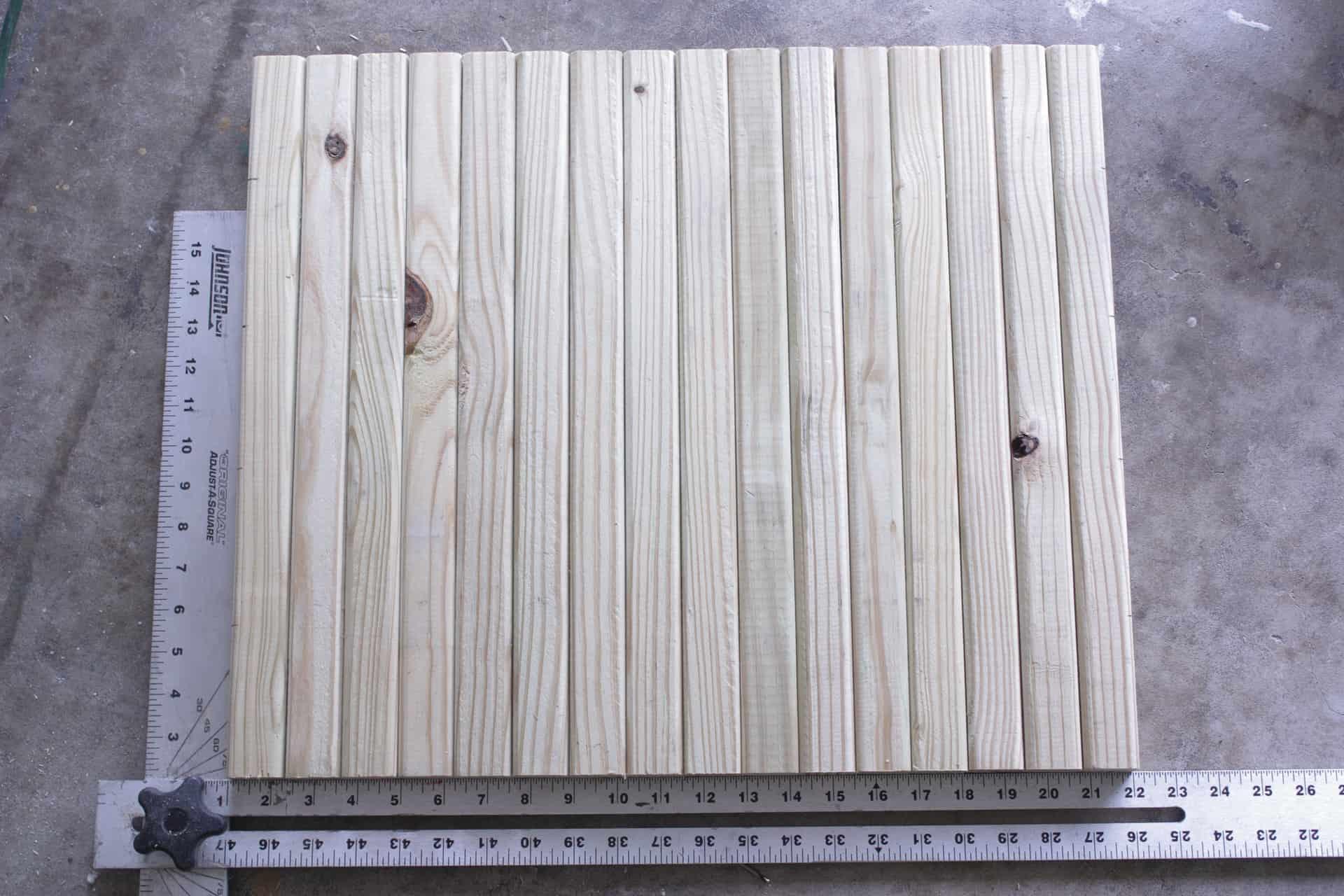 Home Depot\'s DIY Workshop Virtual Party: DIY Wooden Door Mat ...