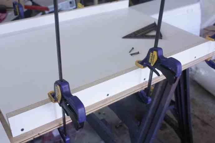Diy Concrete Vanity countertop