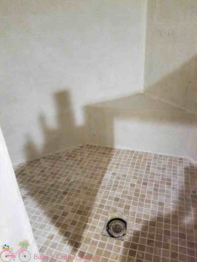 Bathroom Reno One Room Challenge Week Build It Craft It Love It - One week bathroom