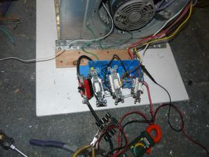 Building the DIY Blower Door