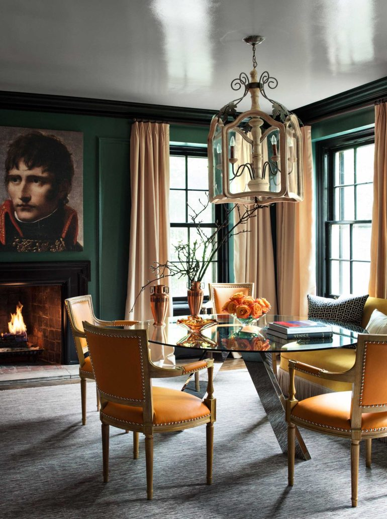 Garrow Kedigian custom furniture