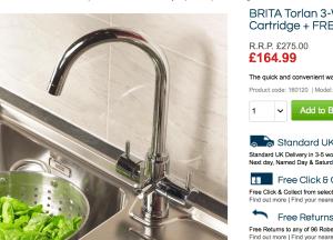 Jola Piesakowska Buildmumahouse Brita water tap