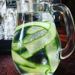 Tap water brunswickhse everything is lovely here green emerald lovelondonlifehellip