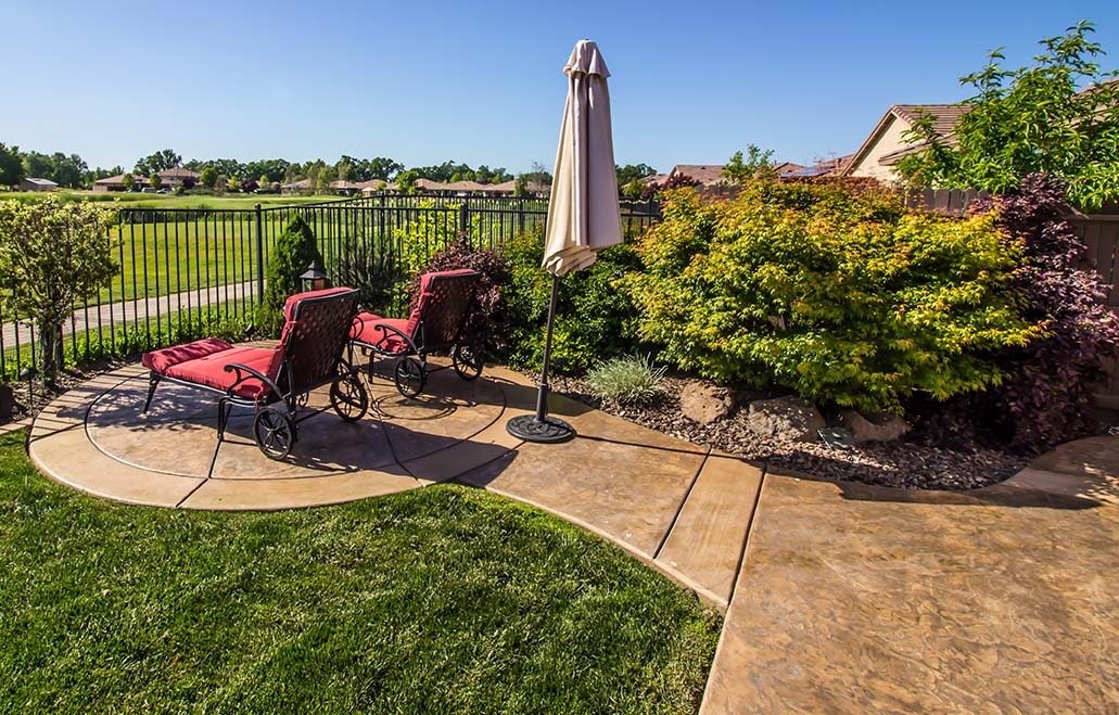 https buildometry com the primary benefit of choosing a stamped concrete patio