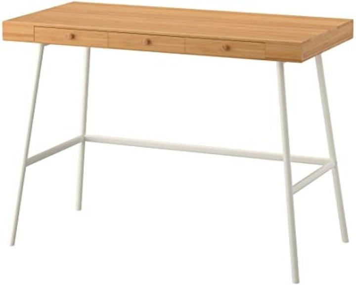 LILLASEN Desk Bamboo Ikea