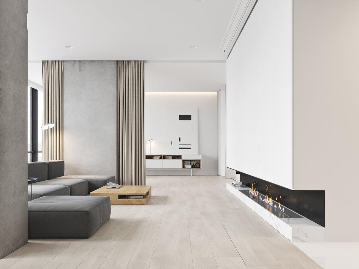 interior design - minimalist