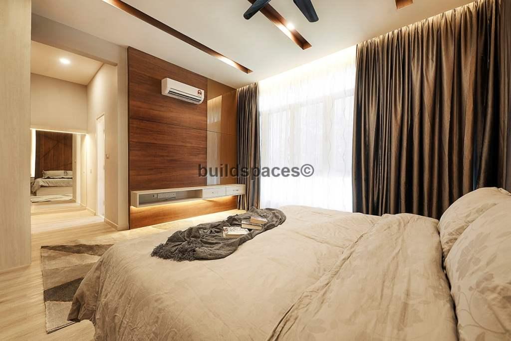 interior design kuala lumpur - simple bedroom