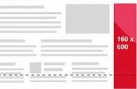 160*600 Google AdSense