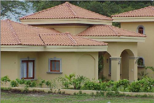 santafe clay roof tiles abel building