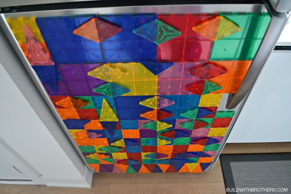 how-to-decorate-the-fridge-magna-tiles-kids-edition