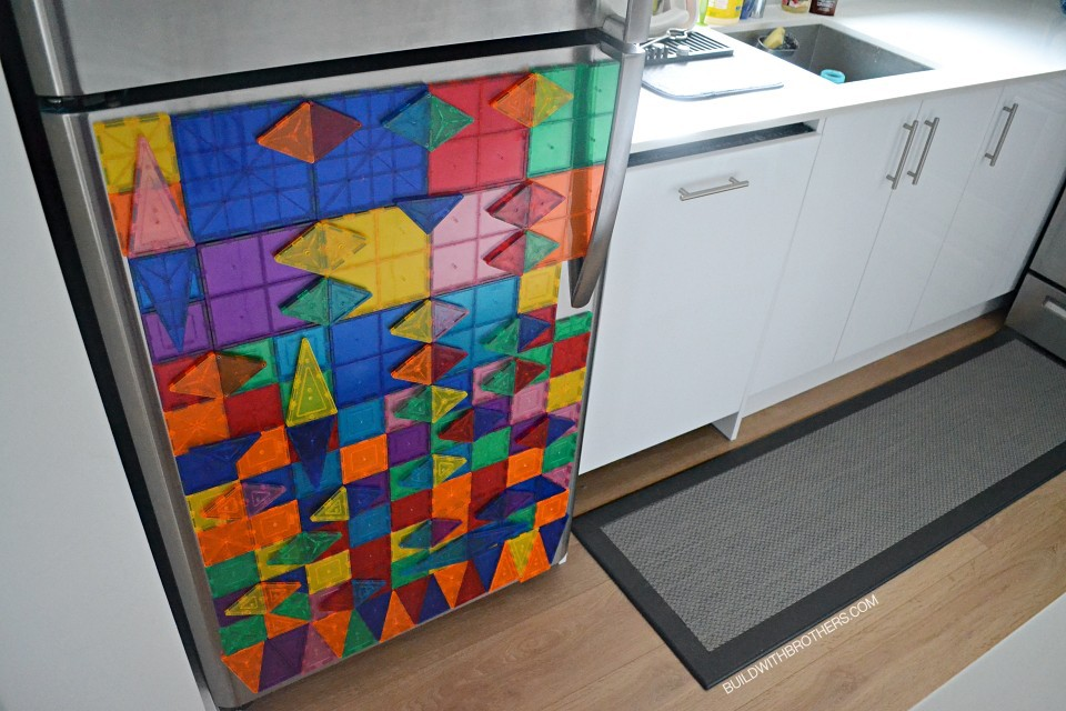 how-to-decorate-the-fridge-magnetic-tiles-kids-edition