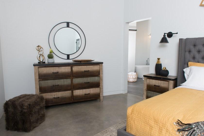 Master Bedroom Dresser - 3rd St New Build