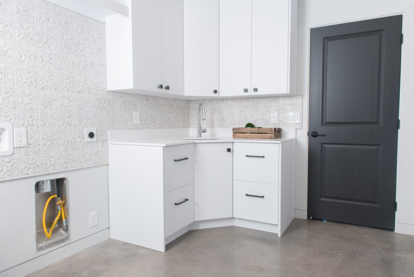 Laundry Room - 3rd St New Build