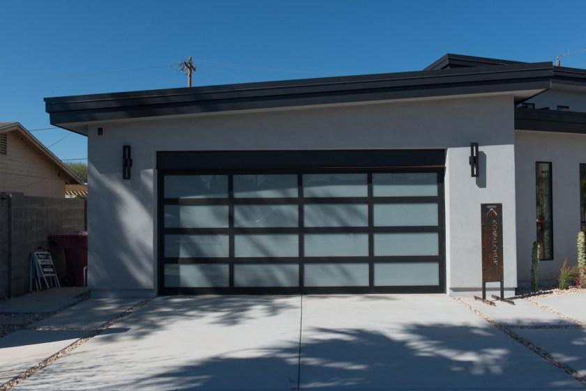 Garage Door - 3rd St New Build