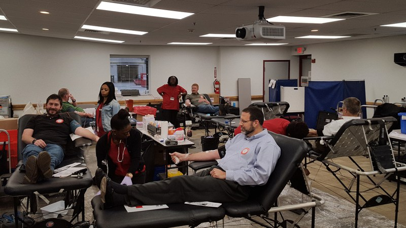 A Day of Giving for Kinsley Employees