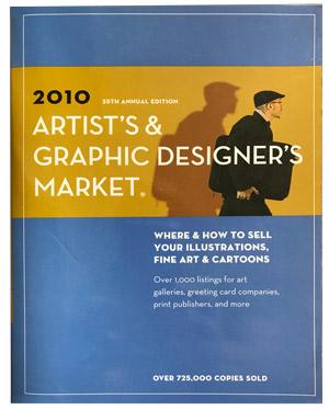 Published: 2010 Graphic Designer & Artist Market