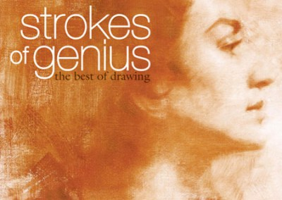 Lisa's Calligraphic Images Showcased in First Annual Strokes of Genius
