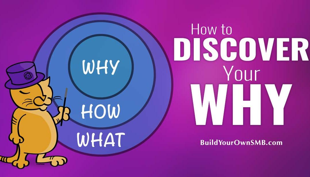 When You Discover Your 'Why', You Resonate with Your Customer