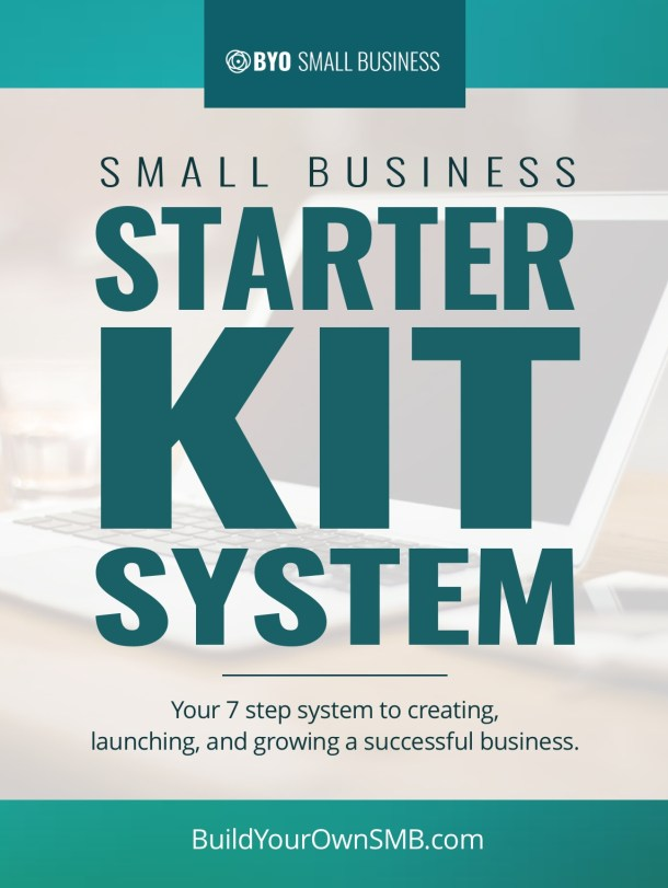 Free Small Business Starter Kit System 7-Steps