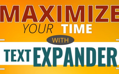 How To Use Text Expander to Save Time Writing