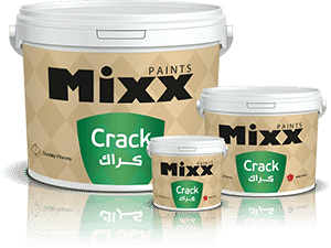 Mixx Crack Decorative Paint