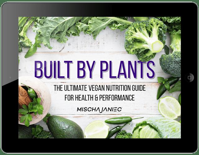 Built By Plants iPad