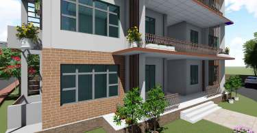 Design apartment