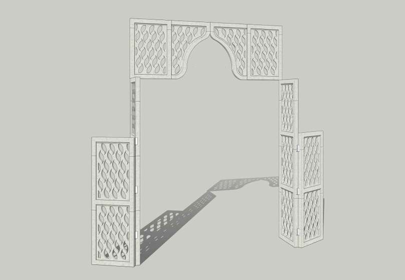sketchup component