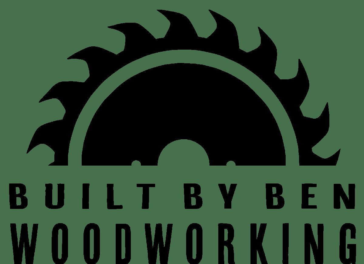 built by ben woodworking logo