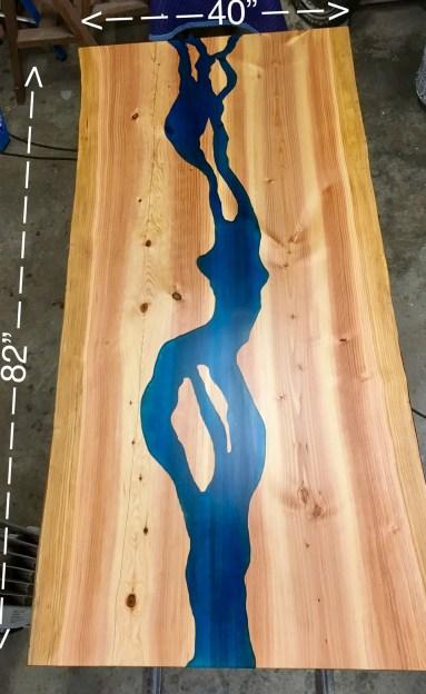 epoxy resin pour on slab