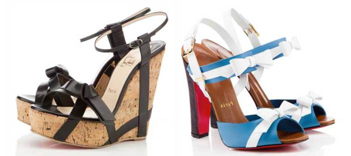 Christian Louboutin Miss Cristo Double Noeud