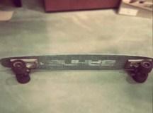 Tony Hawk's First Skateboard