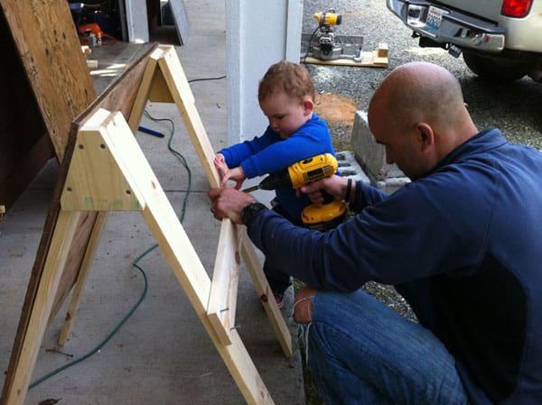 wood-art-easal