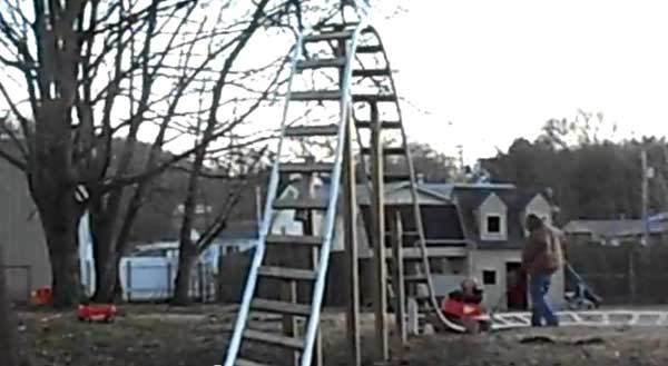 backyard-roller-coaster