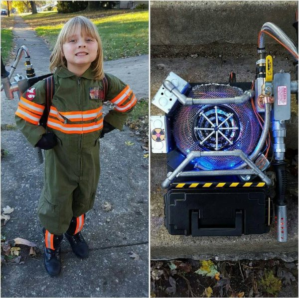 ghostbusters diy proton pack 1