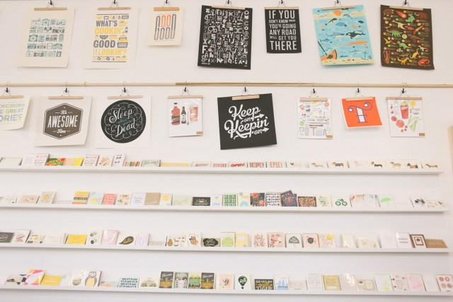 Paperie + Pen products