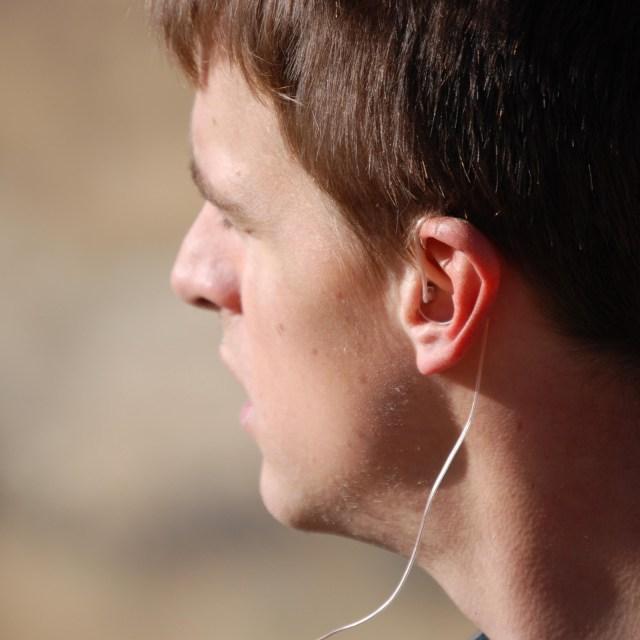 EarHero in ear