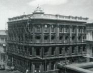 AMP Building, Princes and Dowling streets, demolished 1969. Alan Pritchard photo.